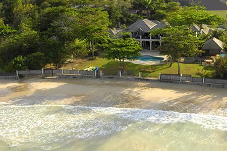 Malatai on the Beach - Image 1 - Stewart Town - rentals