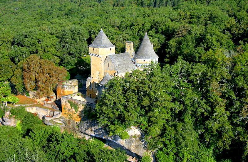 Chateau De Lauzel - Image 1 - Proissans - rentals