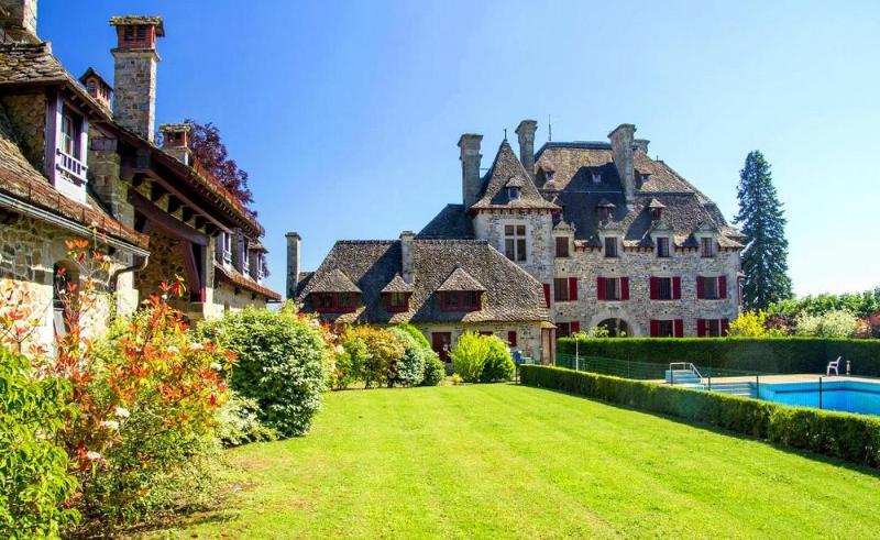 Chateau Correze - Image 1 - Altillac - rentals