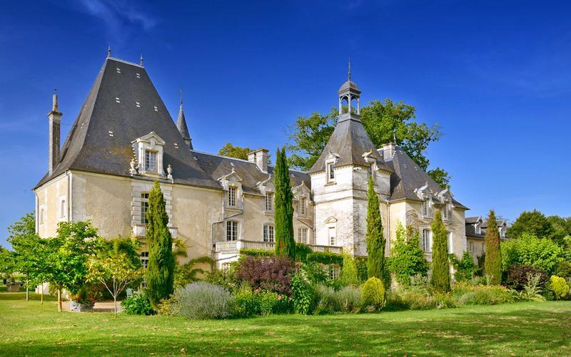 Chateau Marquise Beranger - Image 1 - Riberac - rentals