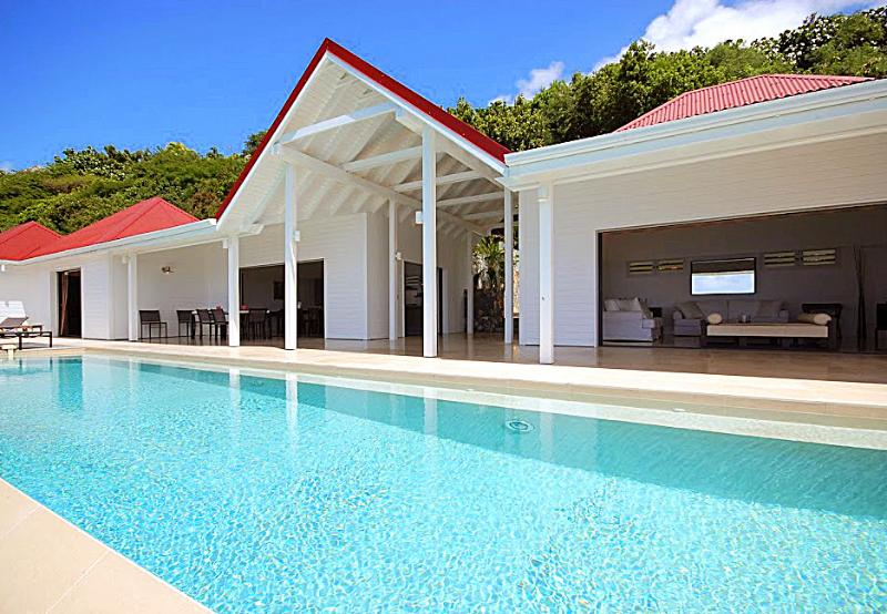 The View - Image 1 - Saint Barthelemy - rentals