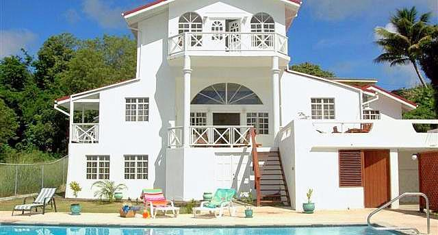 Date House - Image 1 - Saint Lucia - rentals
