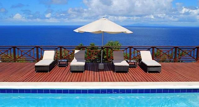 Villa at Panorama - Image 1 - Saint Lucia - rentals