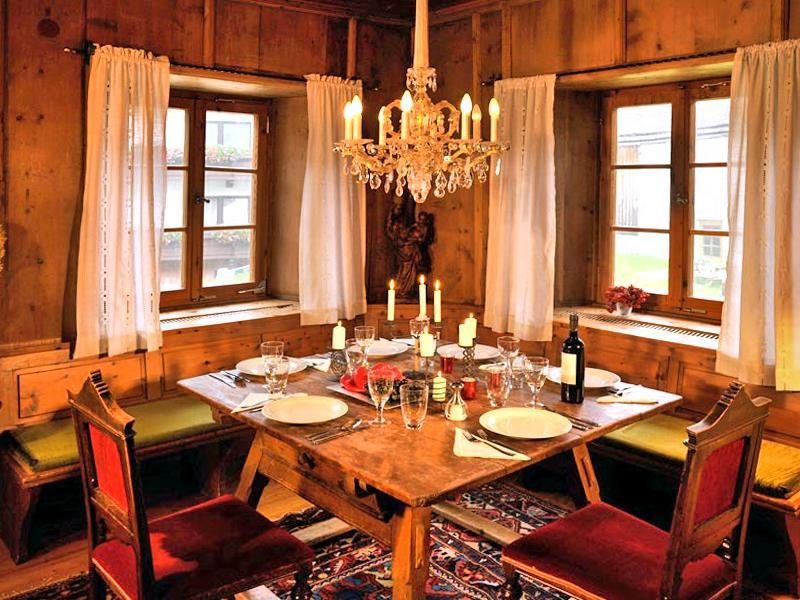 Chalet Dora - Image 1 - Sankt Anton Am Arlberg - rentals