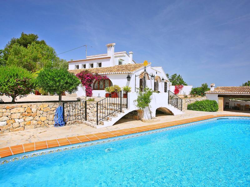 Villa La Chispa - Image 1 - La Llobella - rentals