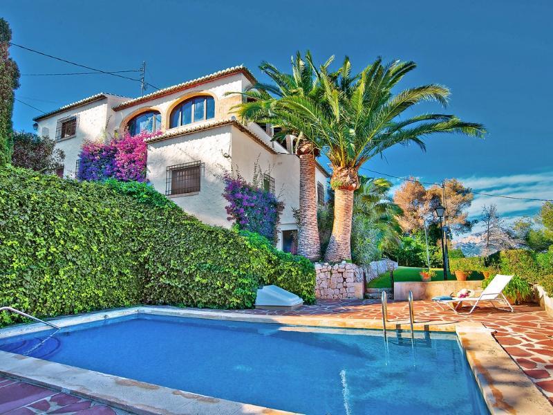 Villa Aceituna - Image 1 - Benitachell - rentals