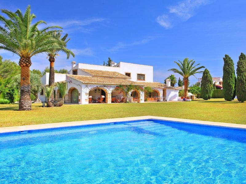 Villa Zobiezetta - Image 1 - Benitachell - rentals