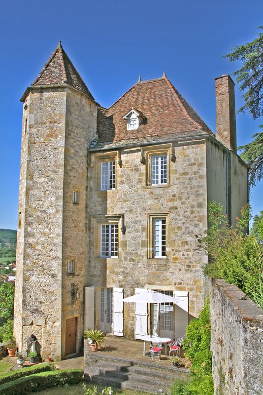 Chateau La Vergne - Image 1 - Puy-l Eveque - rentals