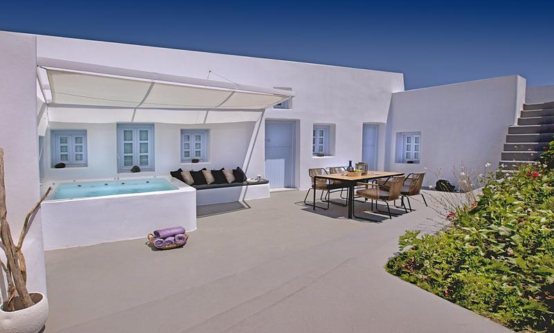 Villa Artemis - Image 1 - Santorini - rentals