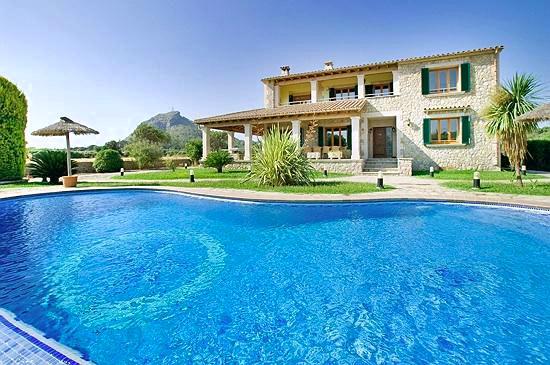 Villa Amarille - Image 1 - Alcudia - rentals