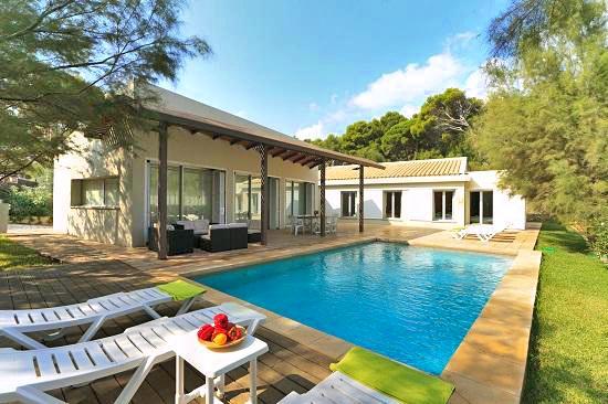 Villa Albaro - Image 1 - Cala San Vincente - rentals