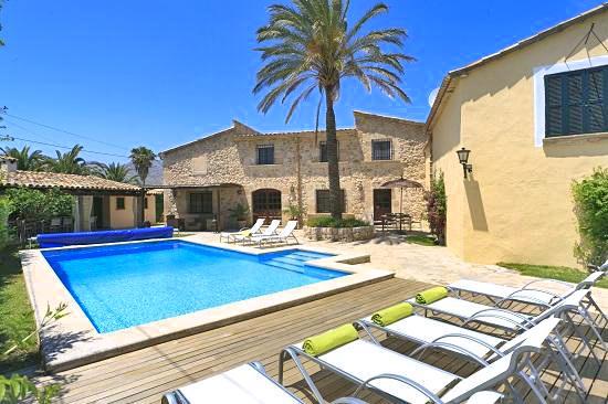 Villa Alqueria - Image 1 - Cala San Vincente - rentals