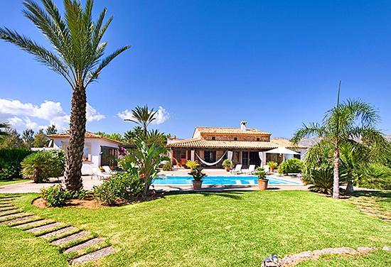 Villa Gran Huerto - Image 1 - Pollenca - rentals