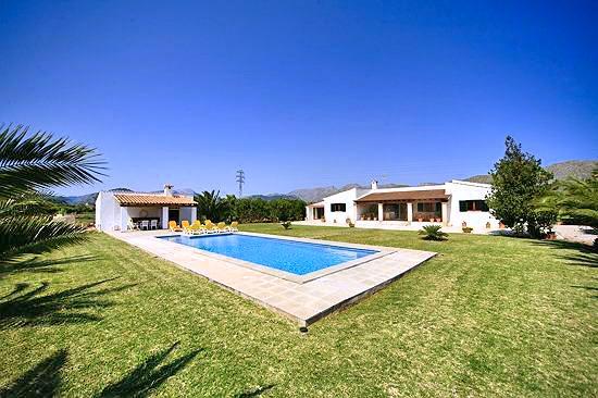 Villa Cleome - Image 1 - Port de Pollenca - rentals