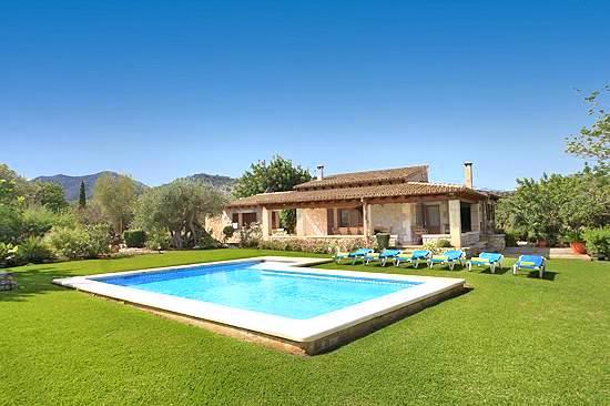 Villa Lationa - Image 1 - Pollenca - rentals