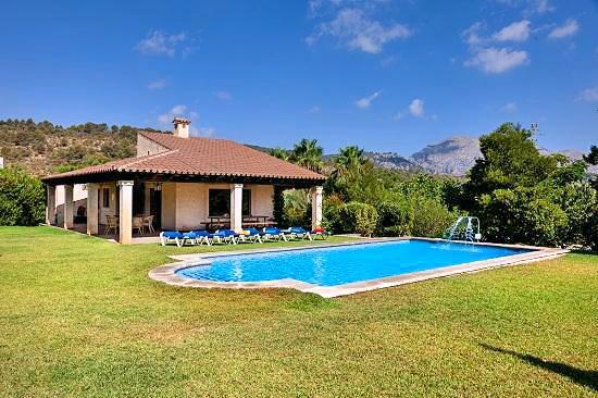 Villa Comina - Image 1 - Pollenca - rentals