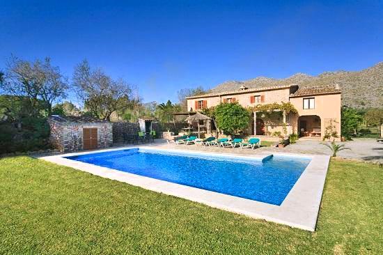 Villa Anaranjado - Image 1 - Pollenca - rentals