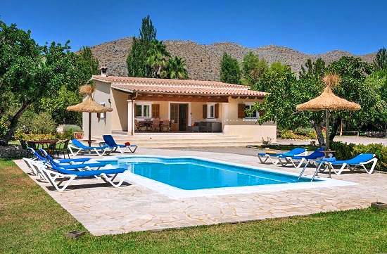 Villa Parentella - Image 1 - Cala San Vincente - rentals