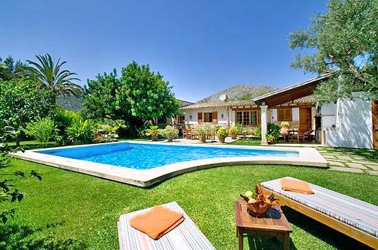 Villa Panato - Image 1 - Pollenca - rentals