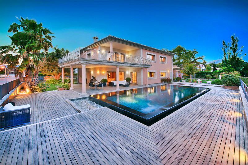 Villa Pink Angel - Image 1 - Port de Pollenca - rentals
