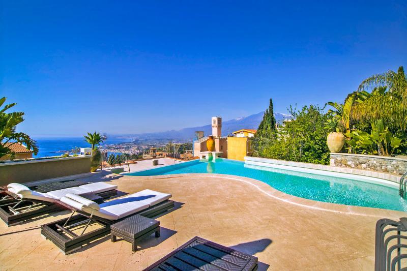 Villa Gustoria - Image 1 - Taormina - rentals