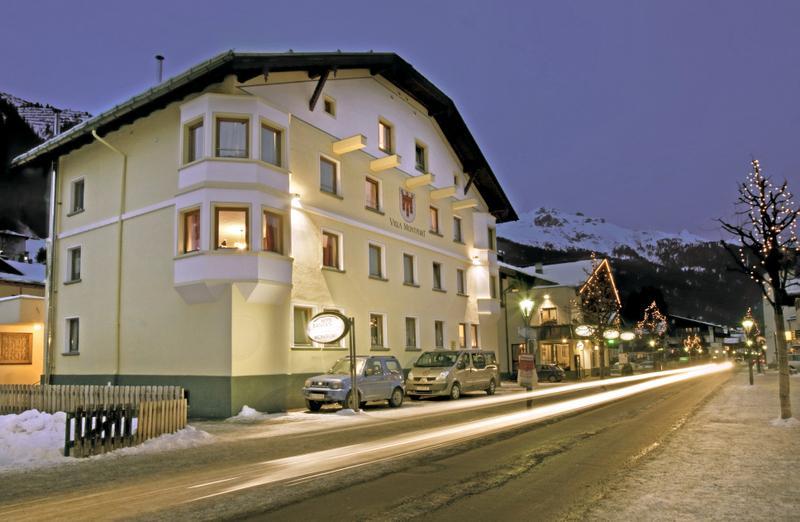 Chalet Montfort - Image 1 - Sankt Anton Am Arlberg - rentals