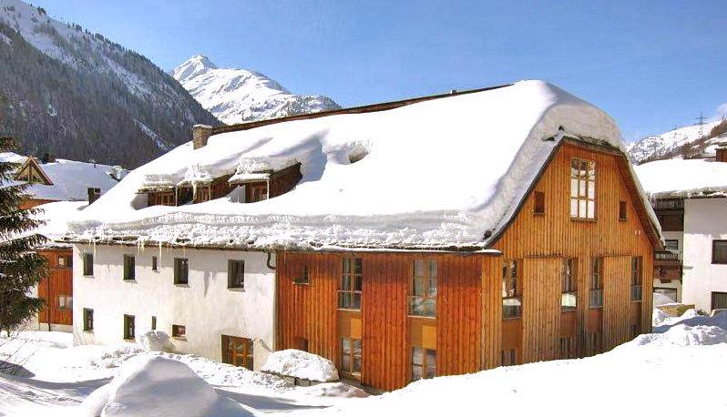 Chalet Nena - Image 1 - Sankt Anton Am Arlberg - rentals