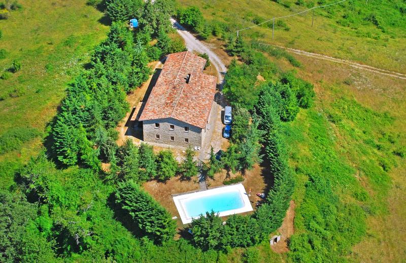 Villa Fiorenza - Image 1 - Carpegna - rentals