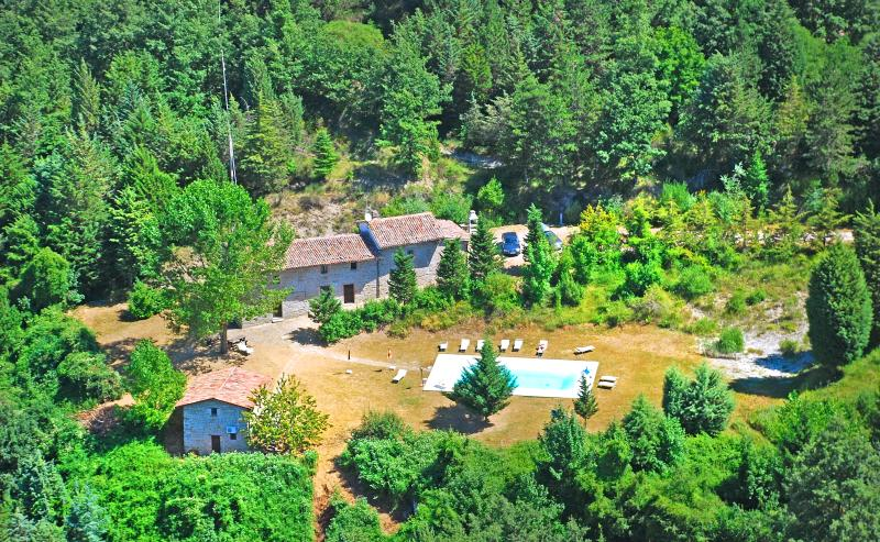 Villa Verdi - Image 1 - Fossombrone - rentals