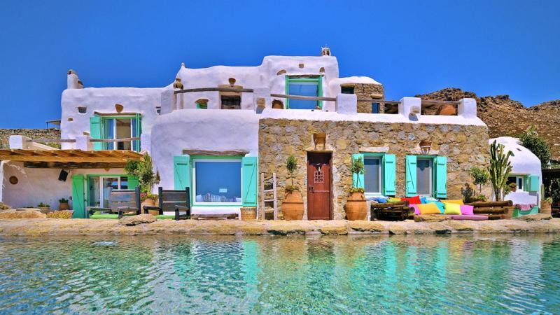 Tiggi Beach House - Image 1 - Mykonos - rentals