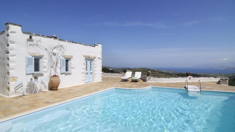 Villa Lefkia - Image 1 - Paros - rentals