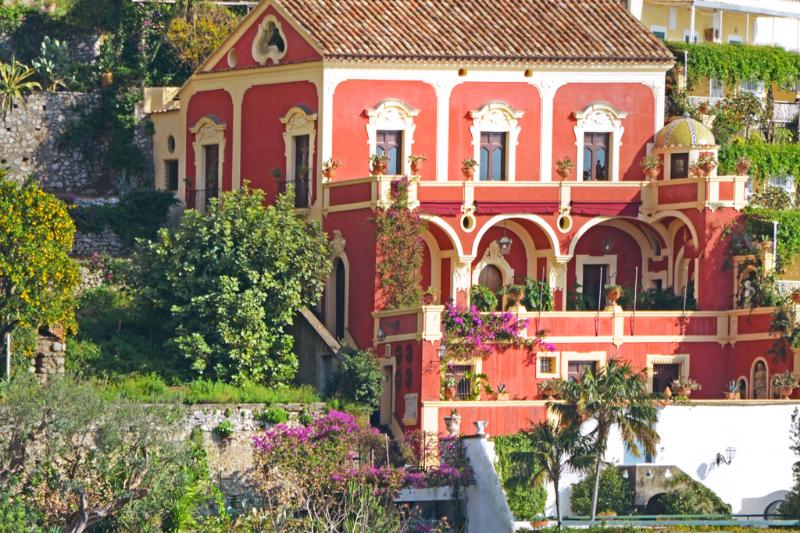 Palazzo Di Marconi - Image 1 - Positano - rentals