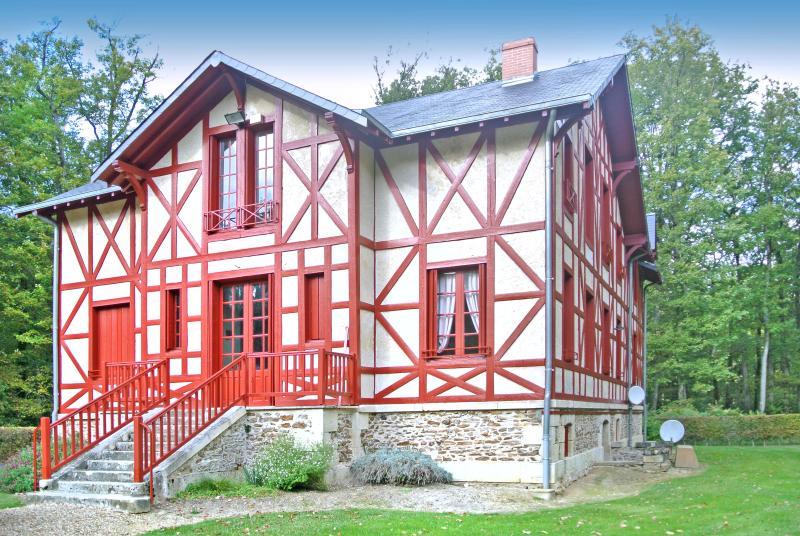 Chalet Orabelle - Image 1 - La Guerche - rentals