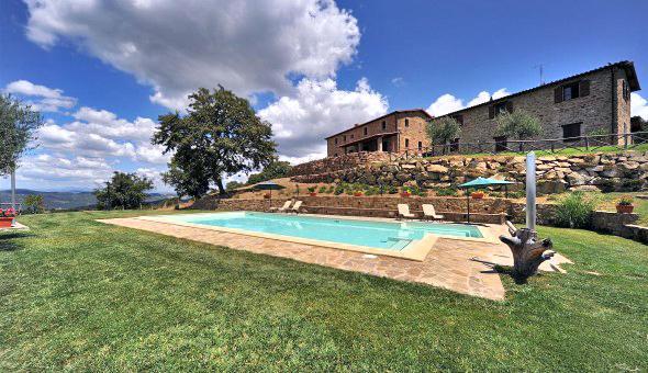 Villa Olmetti - Image 1 - Preggio - rentals