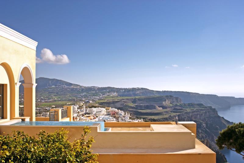Villa Theras - Image 1 - Santorini - rentals