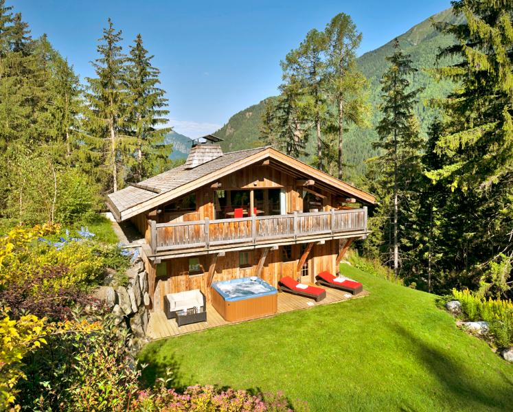 Chalet Les Bossons - Image 1 - Chamonix - rentals