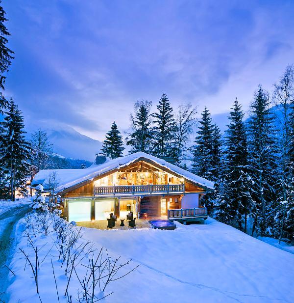 Chalet Edelweiss - Image 1 - Chamonix - rentals