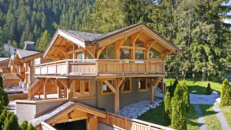 Chalet Le Sapin Blanc - Image 1 - Argentiere - rentals