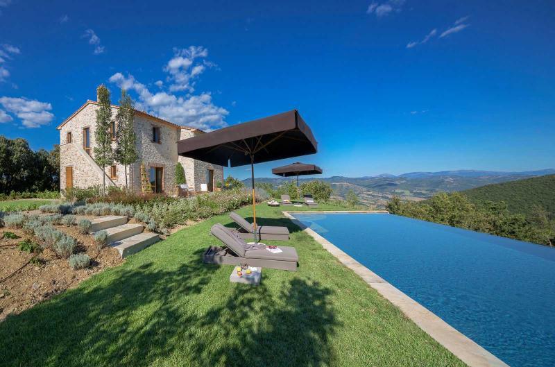 Villa La Macchia - Image 1 - San Giovanni del Pantano - rentals