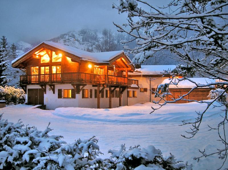 Chalet La Futaie - Image 1 - Les Praz-de-Chamonix - rentals