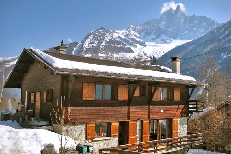 Chalet La Cloche - Image 1 - Chamonix - rentals