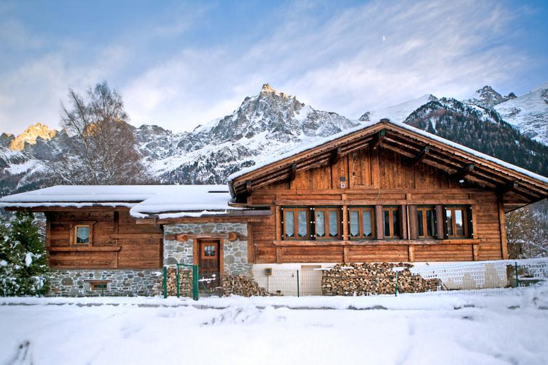 Chalet Lombarde - Image 1 - Chamonix - rentals