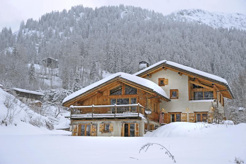Chalet Francoise - Image 1 - Chamonix - rentals