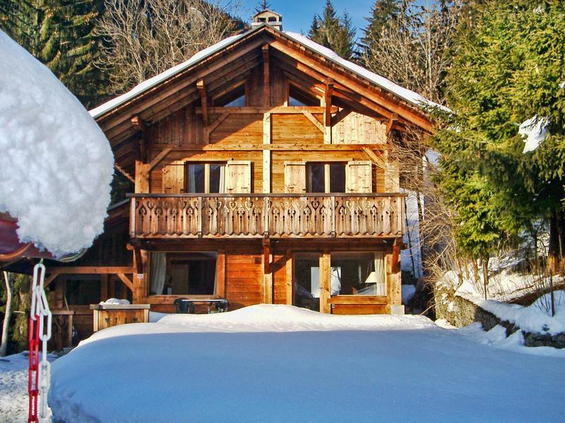 Chalet Sibyla - Image 1 - Chamonix - rentals