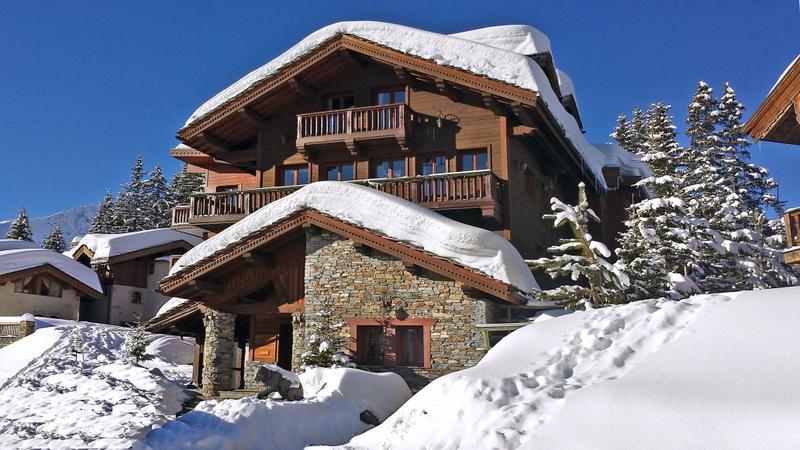 La Fleur Des Alpes - Image 1 - Courchevel - rentals