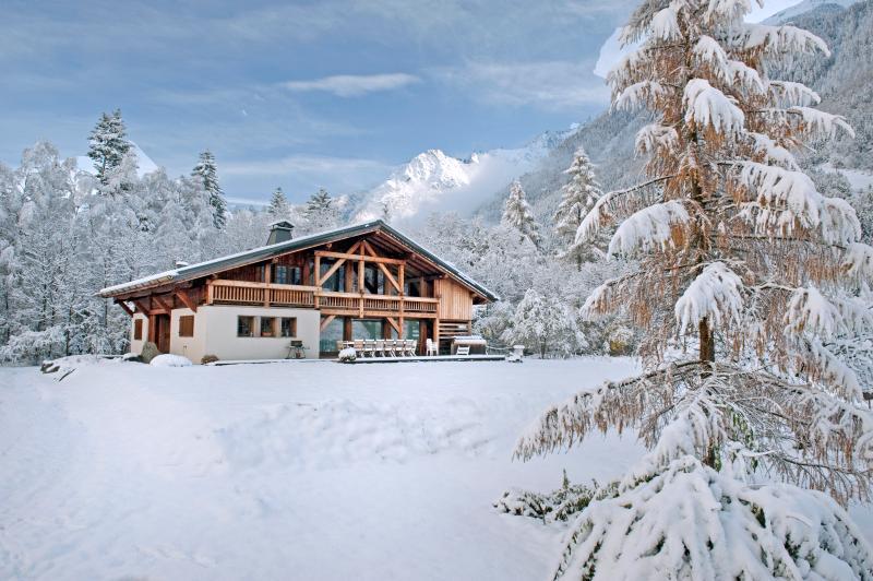 Chalet Viollette - Image 1 - Chamonix - rentals