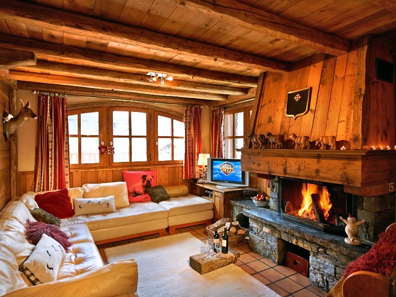 Chalet Sable - Image 1 - Meribel - rentals