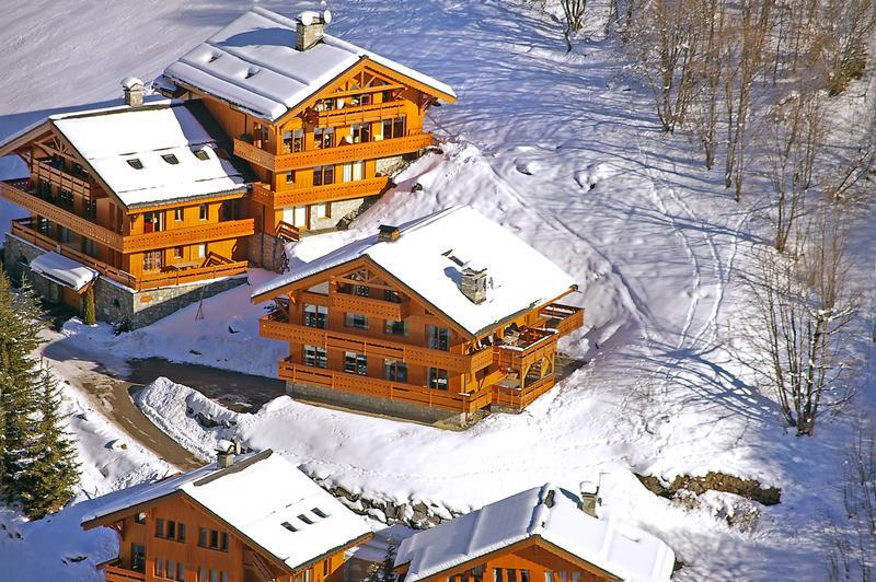 Chalet Lapin Blanc - Image 1 - Meribel - rentals
