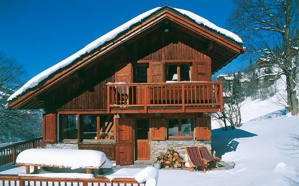 Chalet Cerf-Volant - Image 1 - Meribel - rentals