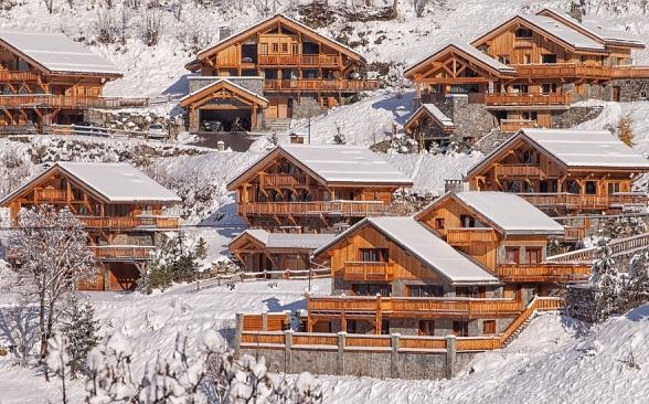 Imperial Lodge - Image 1 - Meribel - rentals